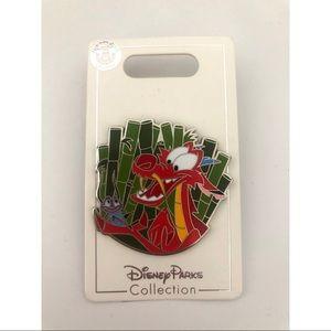 Disney Mushu Pin